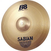 Sabian B8 Rock Hats 14""