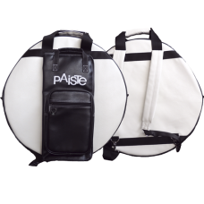 Paiste Pro Cymbal Leather Bag Black/White 22""