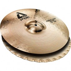 "Paiste 14"" Alpha 'B' Metal Edge Hats"