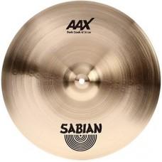 """Sabian AAX Dark Crash 16"""""""